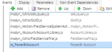 Power BI embed to Dynamics 365 form with filtering – CRM Keeper
